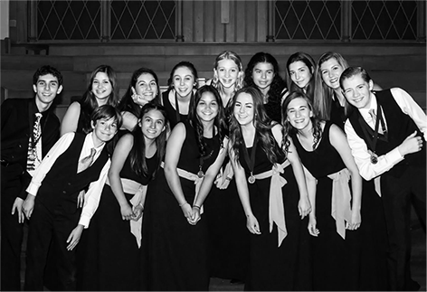 Nanaimo Youth Choir, Nanaimo, B.C.